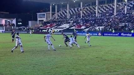 Melhores momentos: Vasco 3 x 1 Chapecoense pela 21ª rodada do Brasileirão 2018