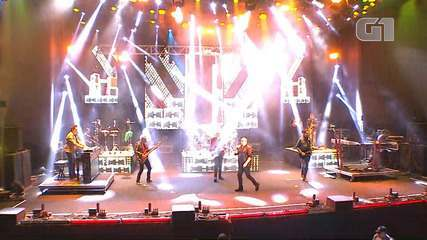 Festival de Inverno Bahia: Roupa Nova toca 'Show de Rock 'N Roll'