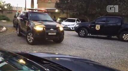 Polícia Federal realiza operação em Vitória da Conquista, no sudoeste do estado