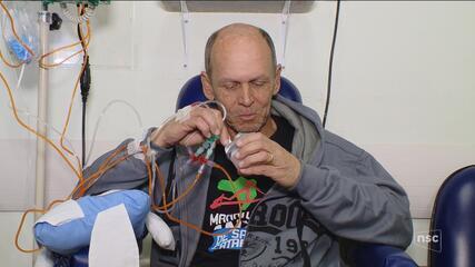 Pesquisadores desenvolvem sorvete que diminui os efeitos da quimioterapia