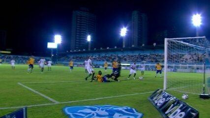 Os gols de Paysandu 3 x 3 Juventude, pela 24ª rodada da Série B