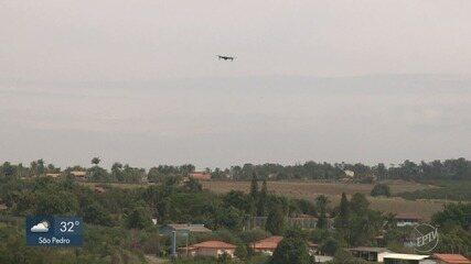 Prefeitura de Limeira usa drones para identificar divisão ilegal de terras rurais