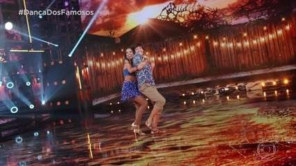 Nando Rodrigues e Tatiana Scarletti brilham no forró