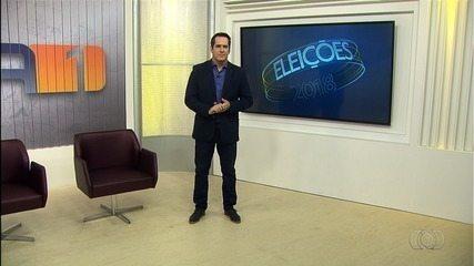 TV Anhanguera divulga datas das entrevistas aos candidatos ao governo de Goiás