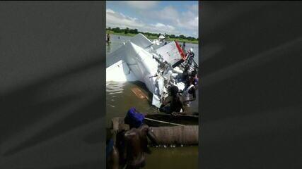 Queda de avião no Sudão do Sul deixa 19 mortos