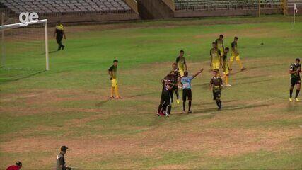 Timon e Dirceu empatam em 2 a 2 pelo Grupo 4 do Piauiense sub-17; veja os gols