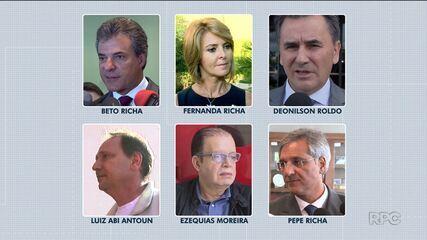 Ex-governador do Paraná Beto Richa (PSDB) é alvo de duas operações nesta terça-feira (11)