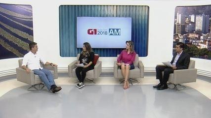 G1 entrevista candidato David Almeida