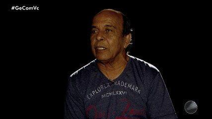 André Catimba é o homenageado do quadro 'Minha História'