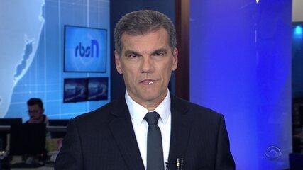 Pesquisa Ibope no RS: José Ivo Sartori, 29%; Eduardo Leite, 25%