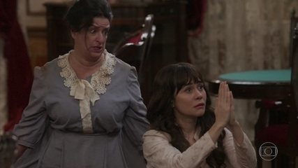 Julieta nega abrigo a Petúlia e Susana