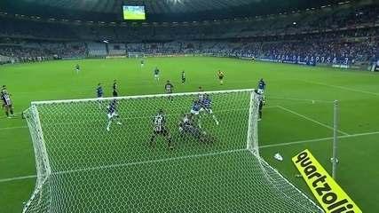 Os melhores momentos de Cruzeiro 0 x 0 Atlético-MG pela 25ª rodada do Brasileiro