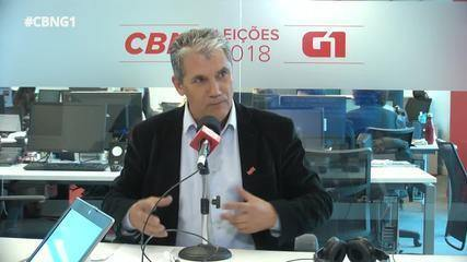 Toninho Ferreira (PSTU) é entrevistado pelo G1 e pela CBN