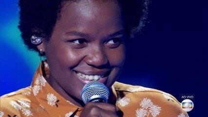 """Priscila Tossan canta """"Eu Sei Que Vou Te Amar"""""""