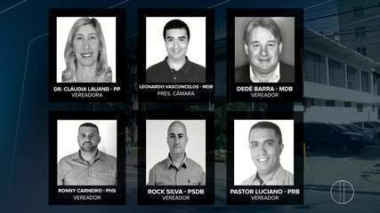 Seis vereadores de Teresópolis, RJ, são soltos quatro meses depois de serem presos