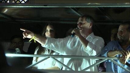 Candidato do PDT, Ciro Gomes, faz campanha em Minas Gerais e Nordeste