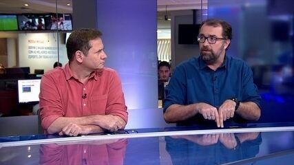 Para Carlos Eduardo Éboli, substituir Vitinho foi sinal de autonomia de Barbieri