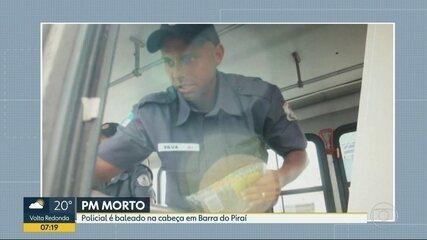 Policial militar é morto em Barra do Piraí, no sul do estado