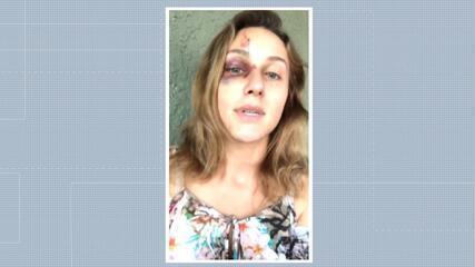 Universitária de BH agredida nos EUA grava parte de briga com namorado; ouça