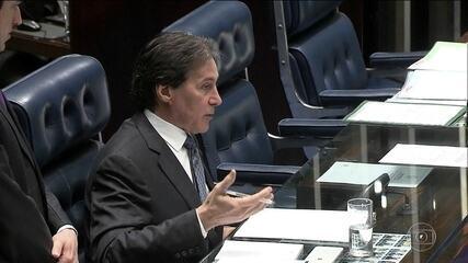 Delator diz que pagou propina para o senador Eunício Oliveira, do MDB