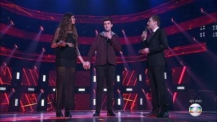 Confira quem vai representar o time Brown na final do 'The Voice Brasil'