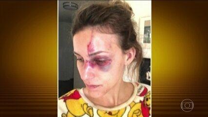 Jovem brasileiro é preso nos EUA acusado de agredir a namorada