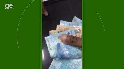 Empresário de jogadores oferece dinheiro para sócio votar pelo impeachment de Peres