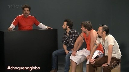"""Choque de Cultura"" na Globo: A Era do Gelo 4"
