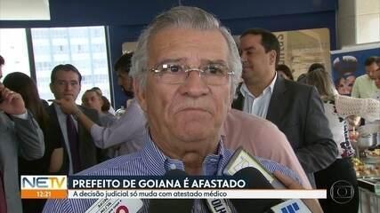 Prefeito de Goiana é afastado após voltar às atividades sem laudo médico