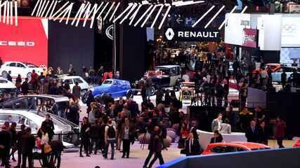 G1 elege os destaques do Salão de Paris, o maior salão de 2018