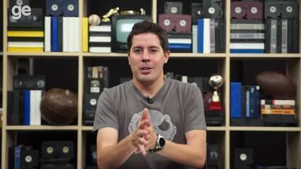 GEsdds relembra o o golaço de Alex e os erros de arbitragem contra o Palmeiras no tabu