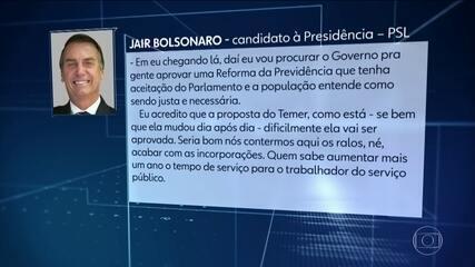 Candidato do PSL, Jair Bolsonaro, fez novos exames médicos no Rio de Janeiro