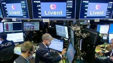 Bolsa de Valores de Nova York fecha em queda forte pelo segundo dia seguido