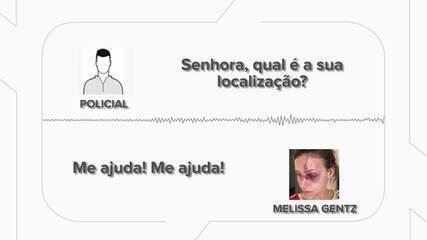 Brasileira agredida nos EUA pede socorro para a polícia; ouça o áudio