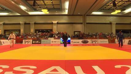 Michael Marcelino é derrotado por italiano no Mundial Junior de Judô