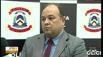 Ossada encontrada em Palmas não é humana, diz delegado