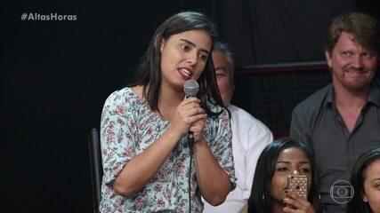 Garota pergunta o que Luan Santana faria se esquecessem dele