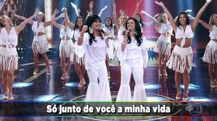 """As Marcianas cantam """"Vou Te Amarrar na Minha Cama"""""""