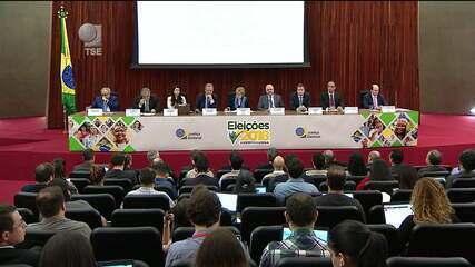 TSE responde a questionamentos sobre as eleições