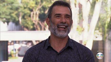 Marcos Pasquim revisita carreira no 'Meu Vídeo é Um Show'
