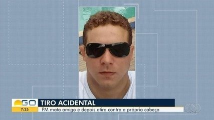 Soldado da PM se mata após matar amigo com tiro acidental em Goiânia