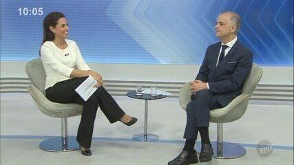 Confira a entrevista do candidato ao governo de SP, Márcio França, ao EPTV2