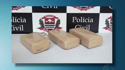 Operação conjunta prende suspeitos de tráfico de drogas no Alto Tietê