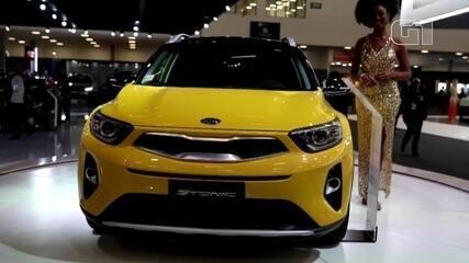 Salão do Automóvel 2018: Kia apresenta o Stonic