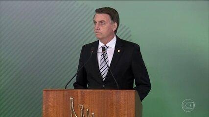 Bolsonaro anuncia incorporação do Ministério do Trabalho a outra pasta