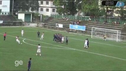 Brasileiro faz hat-trick no Campeonato Butanês