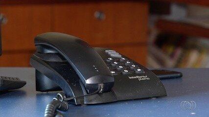 Cadastro bloqueia ligações de telemarketing