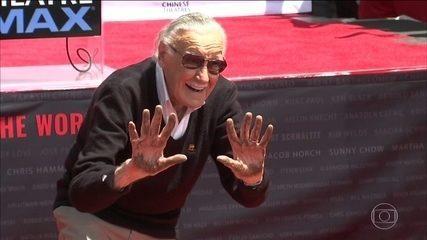 Fãs e artistas fazem homenagens a Stan Lee, a lenda dos quadrinhos