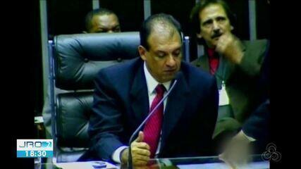 Ministro do STF autoriza saída de Capixaba para trabalhar