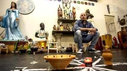 Sacerdote de umbanda fala sobre violência contra adeptos de religiões de matriz africana